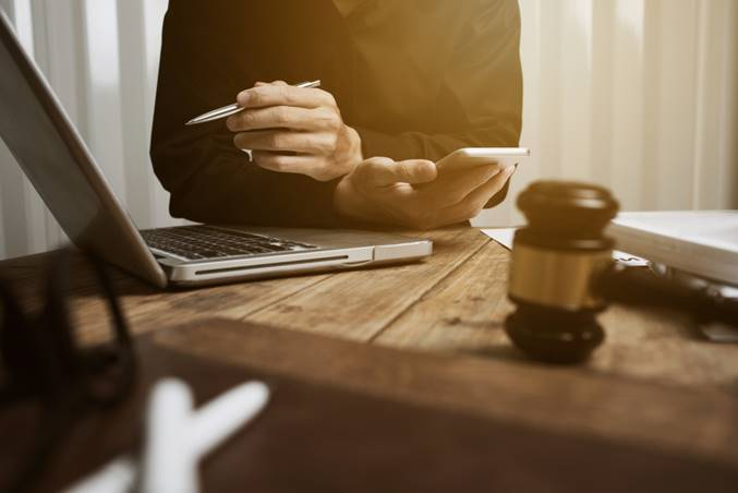 criminal lawyer - apply for legal aid